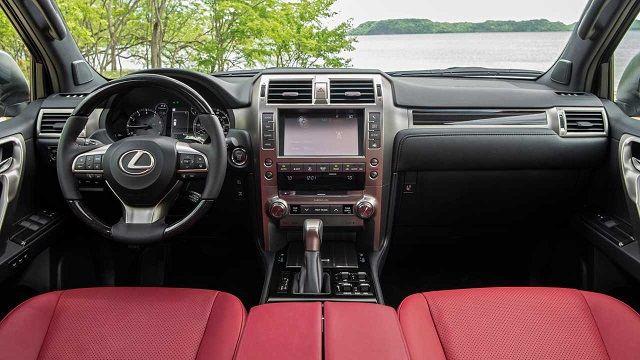 Lexus GX 460 2021: specifikace, cena, datum vydání