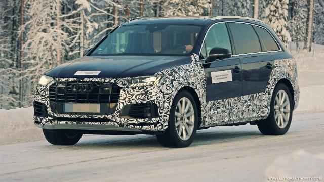 Audi Q7 2021: Technické informace, cena, datum uvedení na trh