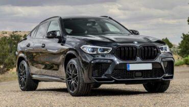 BMW X6 2021: technické údaje, cena, datum uvedení na trh