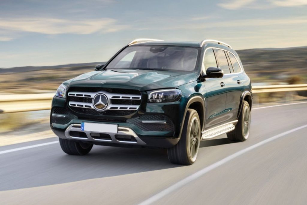 Mercedes-Benz GLS 2021: specifikace, cena, datum vydání