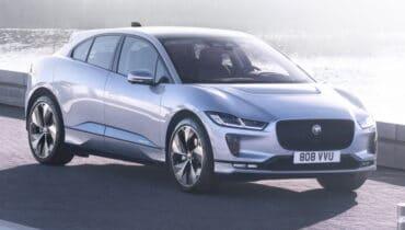 Jaguar I-Pace 2021: specifikace, cena, datum uvedení na trh