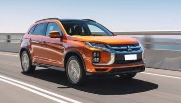 Mitsubishi ASX 2021: technické informace, cena, datum vydání