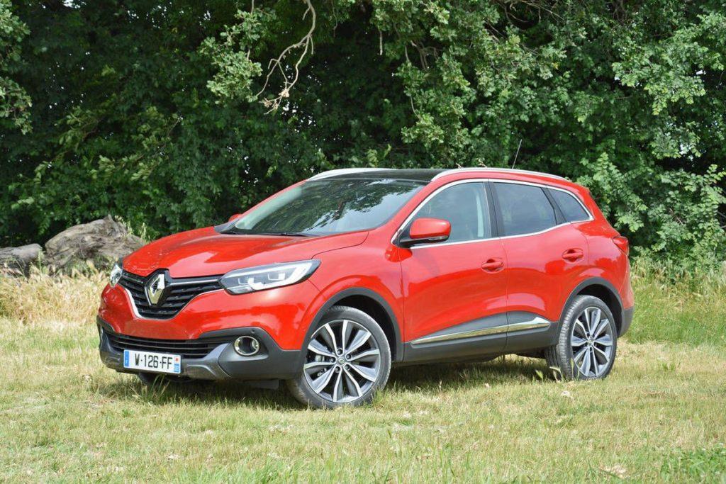 Nowe Renault Kadjar 2021: cena, fotografie, specifikace