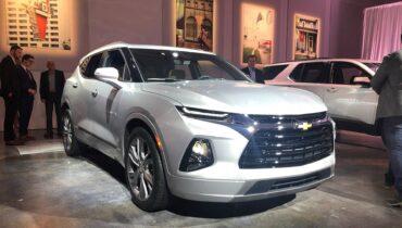 Chevrolet Blazer 2021: ceny, technické listy a fotografie!
