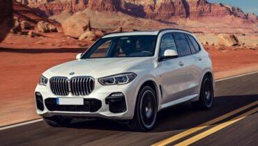 BMW X5 2021: technické údaje, cena, datum uvedení na trh