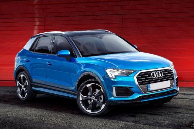 Audi Q1 2021: Technické informace, cena, datum uvedení na trh