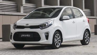 Kia Picanto 2021: cena, spotřeba paliva, fotografie, datový list