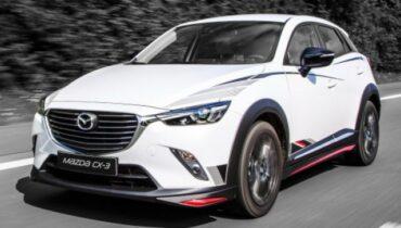 Mazda CX-3 2021: specifikace, cena, datum vydání