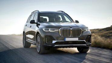 BMW X7 2021: technické údaje, cena, datum uvedení na trh