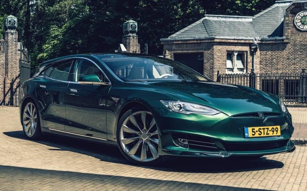 Tesla Model S 2021: Technické informace, cena, datum vydání