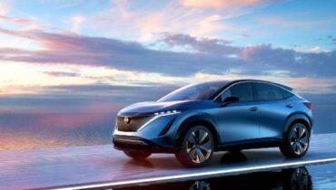 Nissan Ariya 2021: nové plně elektrické SUV je připraveno dobýt