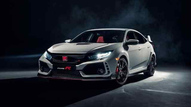 Honda Civic Type R 2021: cena, specifikace, fotografie