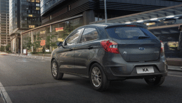 Ford KA 2021: cena, spotřeba paliva, fotografie, datový list