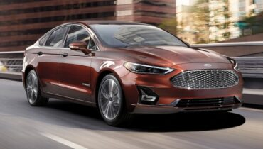 Ford Fusion 2021: fotografie, ceny, novinky a specifikace