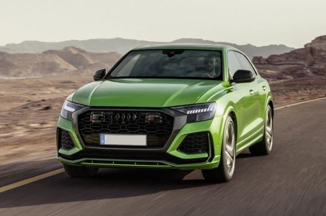 Audi RS Q8 2021: technické údaje, cena, datum uvedení na trh