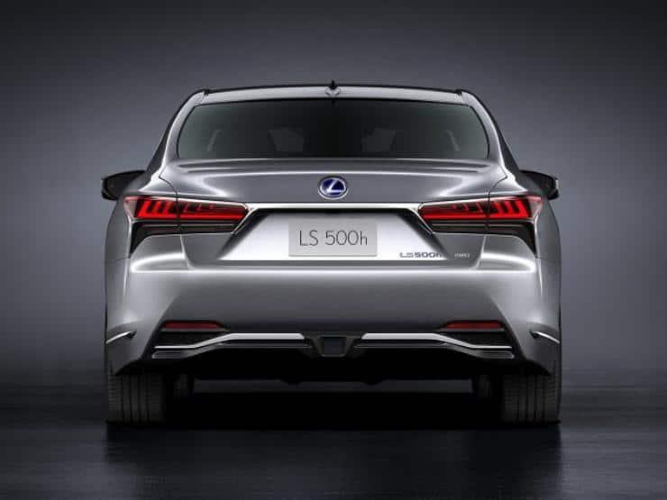 Lexus LS 2021: specifikace, cena, datum vydání