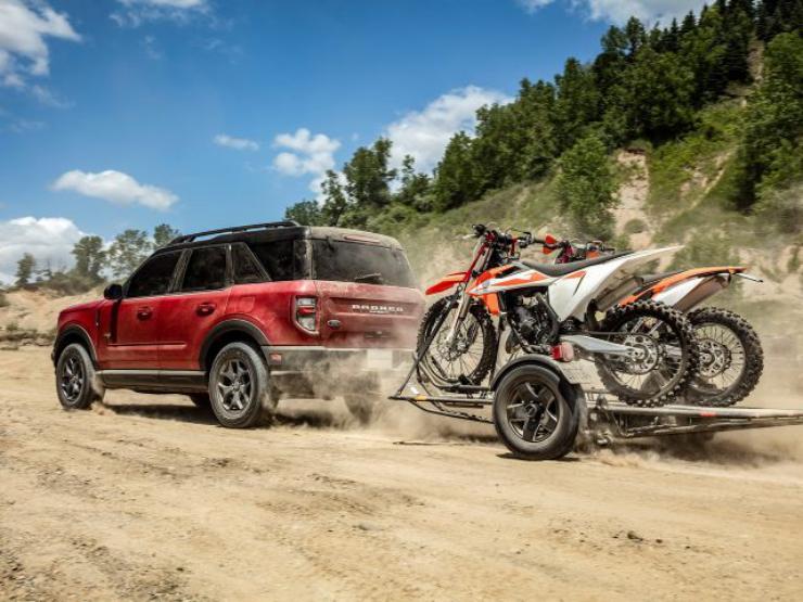 Ford Bronco Sport 2021: specifikace, cena, datum vydání