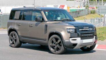 Land Rover Defender V8 2021: specifikace, cena, datum vydání