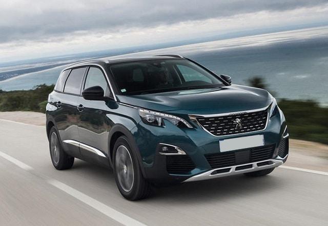 Peugeot 5008 2021: specifikace, cena, datum vydání