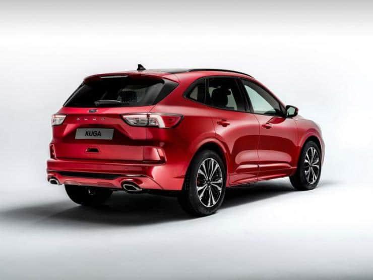 Ford Kuga 2021: specifikace, cena, datum vydání