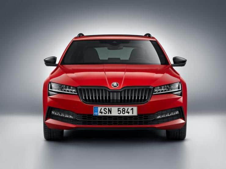Škoda Superb 2021: specifikace, cena, datum vydání