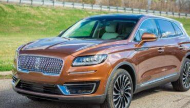 Lincoln Nautilus 2021: specifikace, cena, datum vydání