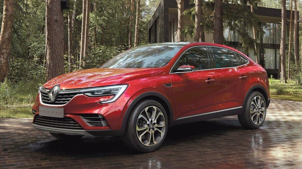 Renault Arkana 2021: specifikace, cena, datum vydání