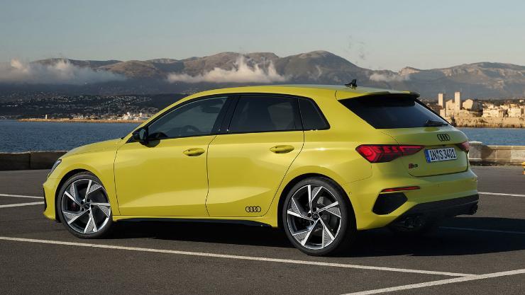 Audi S3 2021: technické údaje, cena, datum vydání