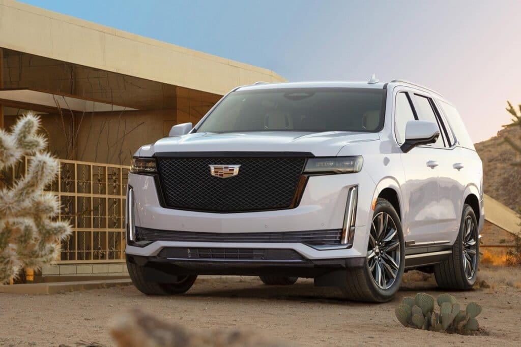 Cadillac Escalade 2022: specifikace, cena, datum vydání