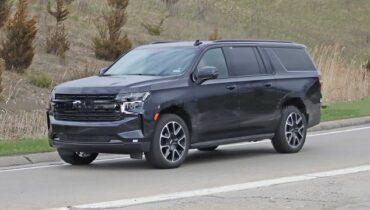 Chevrolet Suburban 2021 RST: specifikace, cena, datum vydání
