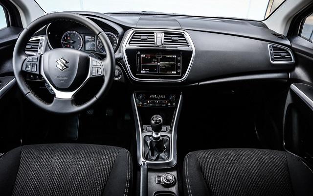 Suzuki SX4 S-Cross 2021: specifikace, cena, datum vydání