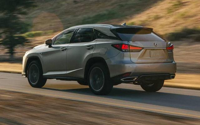Lexus RX 350 2022: Technische Daten, Preis, Erscheinungsdatum