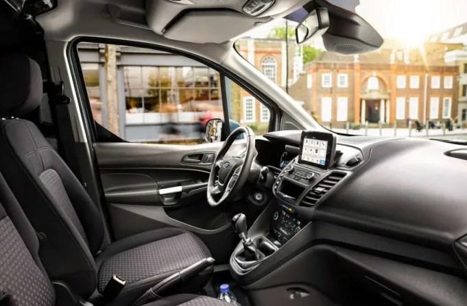 Ford Transit Connect 2021: specifikace, cena, datum vydání