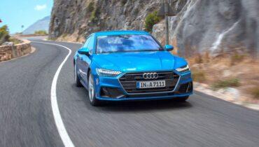 Audi A7 2021: technické údaje, cena, datum vydání