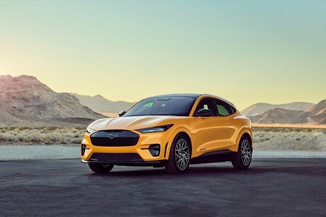 Ford Mustang Mach-E 2021: specifikace, cena, datum vydání