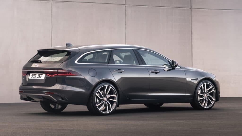 Jaguar XF 2021: specifikace, cena, datum vydání