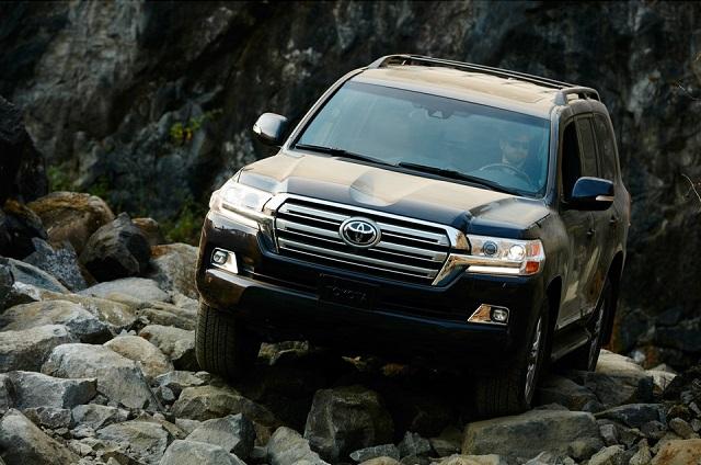 Toyota Land Cruiser 2021: specifikace, cena, datum vydání