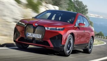 BMW iX 2022: technické údaje, cena, datum vydání