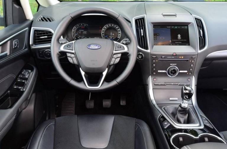 Ford S Max 2021: specifikace, cena, datum vydání