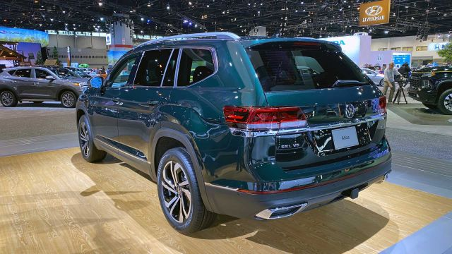 Volkswagen Atlas 2021: technické údaje, cena, datum vydání