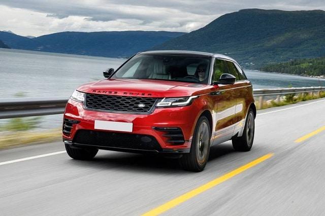Range Rover Velar 2021: specifikace, cena, datum vydání