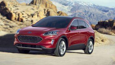 Ford Escape 2022: specifikace, cena, datum vydání