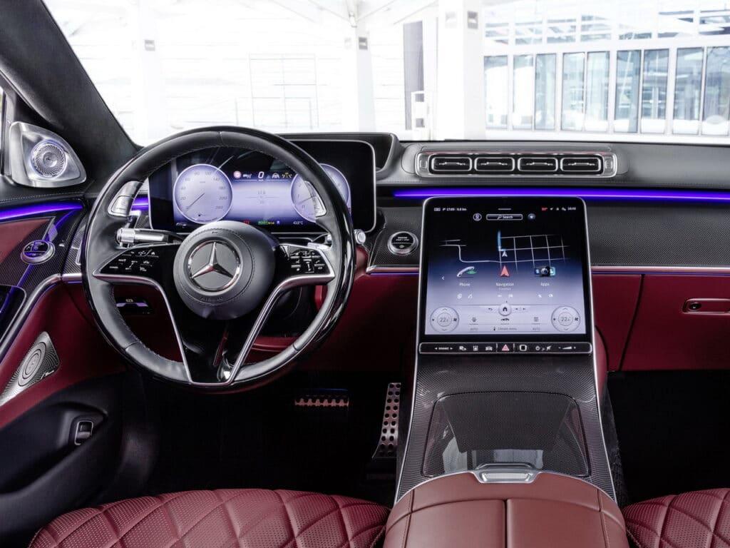 Mercedes S-Class 2021: technická data, cena, datum vydání