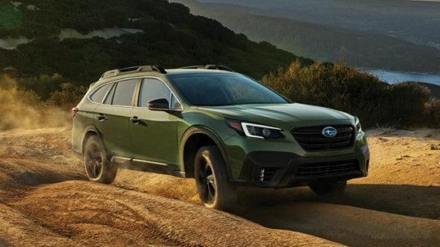 Subaru Outback 2022: specifikace, cena, datum vydání