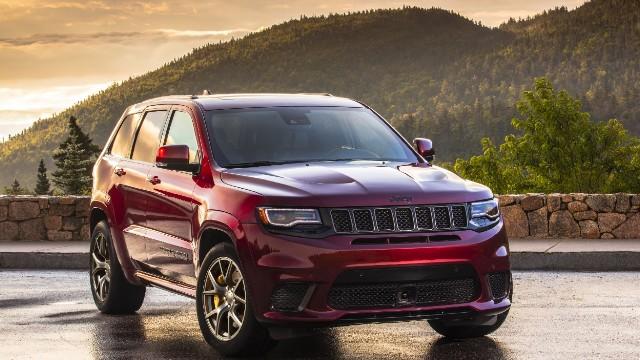 Jeep Grand Cherokee 2022: specifikace, cena, datum vydání