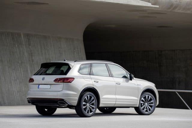 Volkswagen Touareg 2021: technické údaje, cena, datum vydání