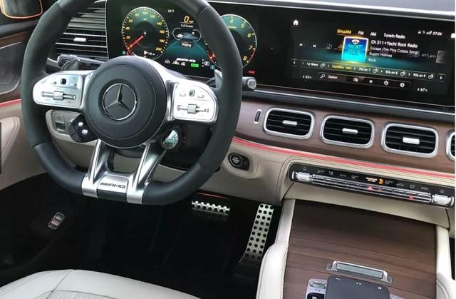 Mercedes-AMG GLS63 2021: technické údaje, cena, datum vydání