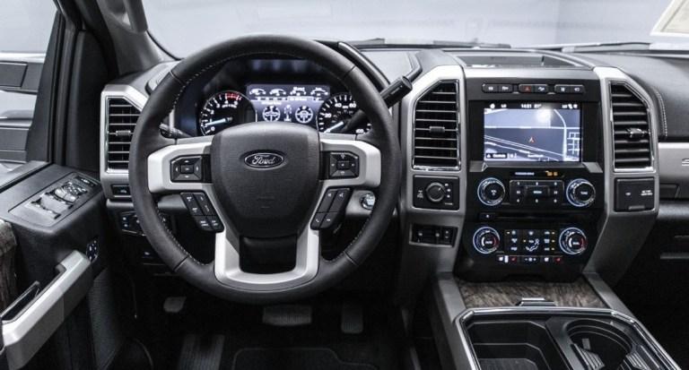 Ford F250 2021: specifikace, cena, datum vydání