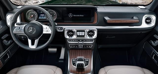Mercedes Benz G-Class 2021: technická data, cena, datum vydání