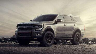 Ford Everest 2022: specifikace, cena, datum vydání